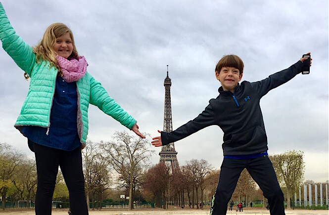 Best tips for international travel with children featured by top US family travel blog, More than Main Street.