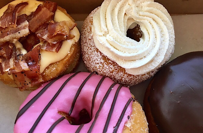 Best Things to Do in 12 South Neighborhood Nashville TN featured by top US affordable travel, More Than Main Street: Donuts from Five Daughter's Bakery in Nashville Tennessee