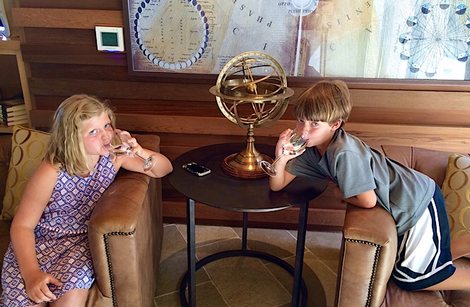 How to enjoy a day in Napa Valley with kids!