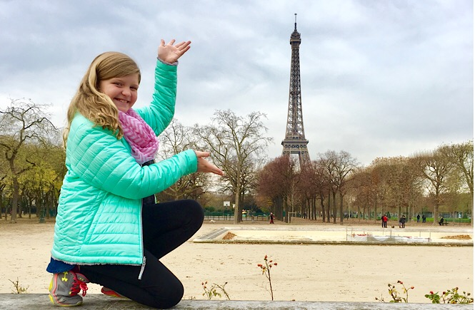 Kids World Travel Reviews Paris