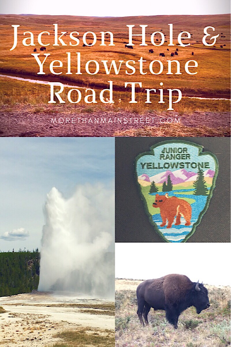 Our road trip from Salt Lake City to Yellowstone and Jackson Hole