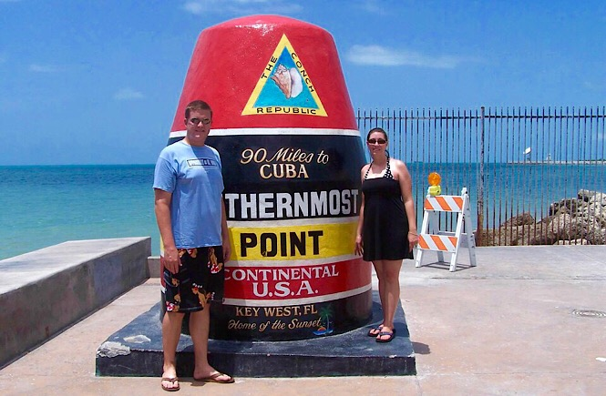 Bucket List Inspiration - The Southern Most Point of the Continental US