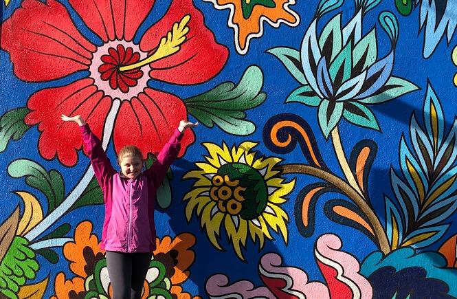 street art Portland Oregon