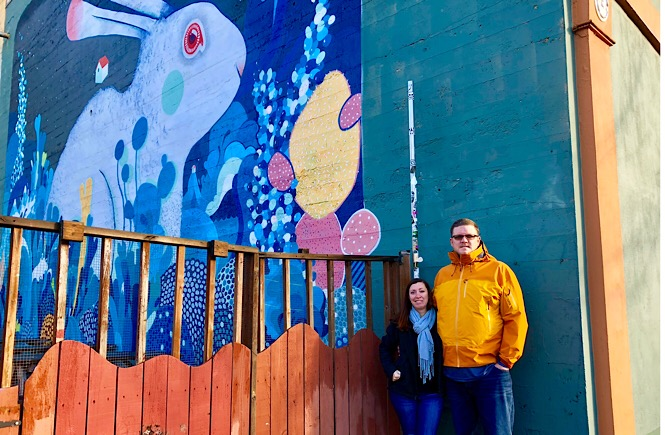 The Best Portland Wall Murals & Street Art featured by top US family travel blog, More Than Main Street.