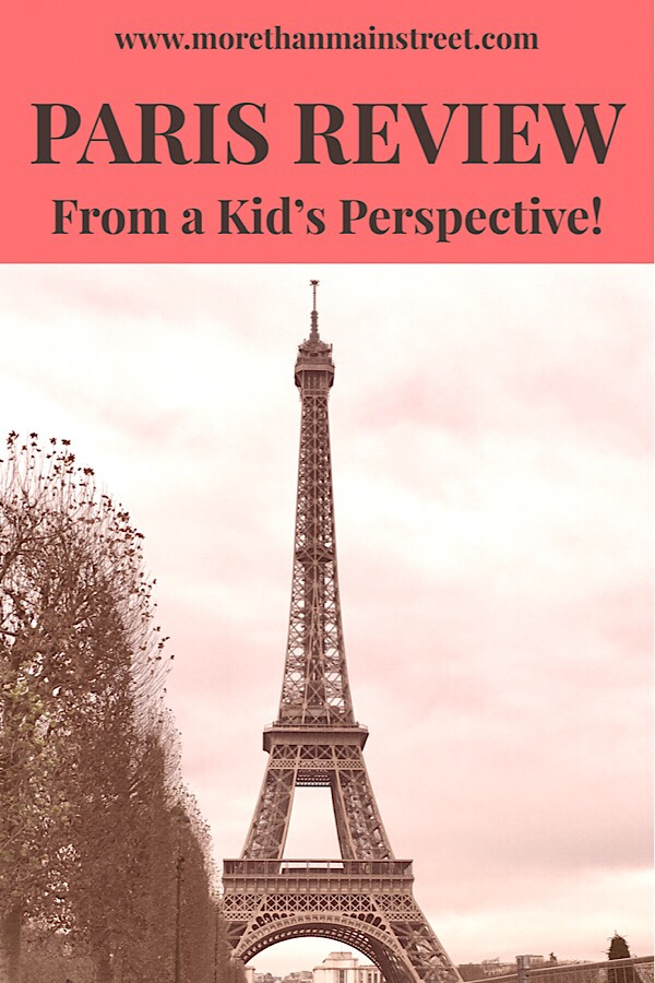 travel kids tell all Paris review