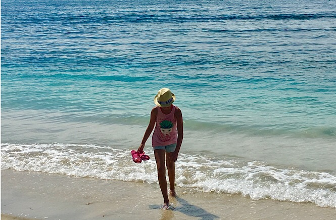 Bali beaches- kid's world travel perspectives
