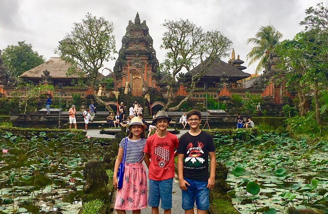 Travel Kids Tell All: Bali Edition
