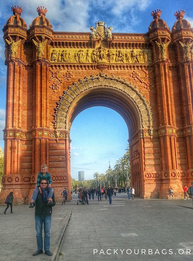 Travel Kids Tell All Barcelona Edition