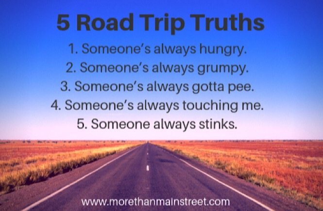 The Best Things to Do on a Road Trip for Tweens & Teens featured by top US family blog, More Than Main Street: 5 Road Trip Truths