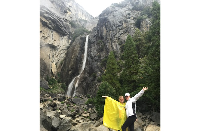 The Ultimate 10 Day California Road Trip Itinerary featured by top US family travel blog, More Than Main Street: Yosemite Falls