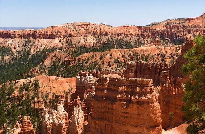 Top US family travel blog, More than Main Street, shares the ultimate 2 week Utah Arizona road trip itinerary; Bryce Canyon National Park