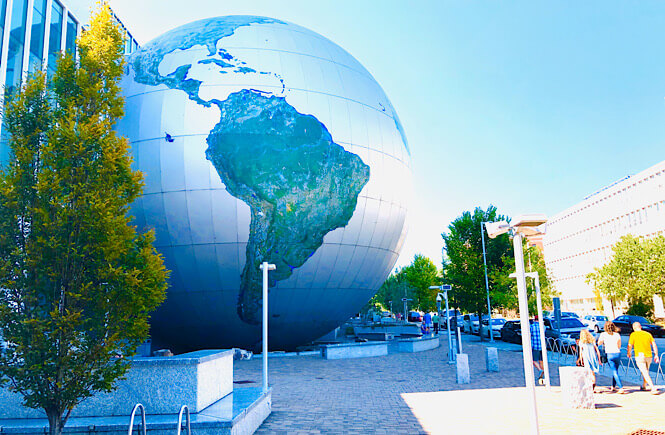 Top 10 Fun Things to Do in Raleigh with Kids tips featured by top North Carolina travel blog More than Main Street: NC Museum of Natural Sciences.
