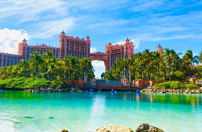 Bahamas Family Vacation: Top 10 Tips for Visiting Atlantis with Kids as featured by top family travel blog More than Main Street.