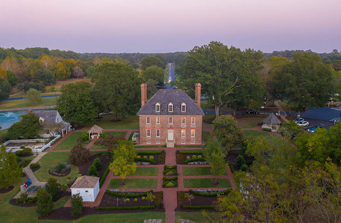 Top 15 best unique spring break vacations in the US for families featured by US family travel blog, More Than Main Street: Williamsburg, Virginia