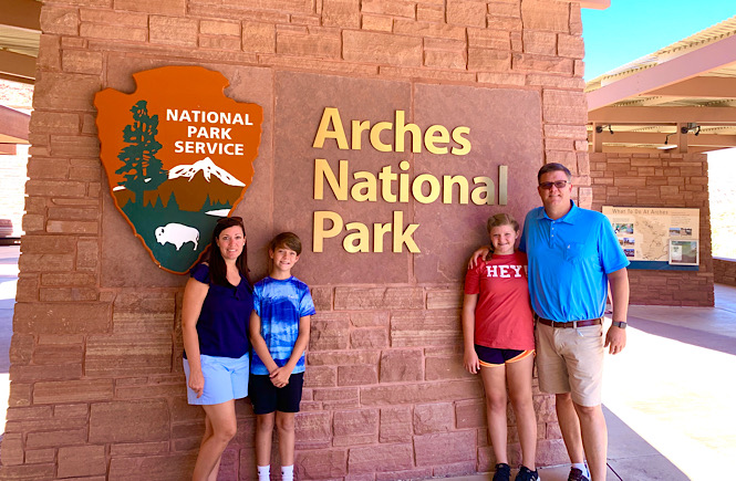 How to spend one day in Arches National Park a travel guide featured by top US travel blog, More than Main Street.