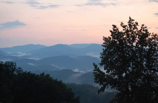 The beautiful NC mountains in Boone are a perfect day trip from Raleigh NC- day trips featured by top US travel blog, More than Main Street.