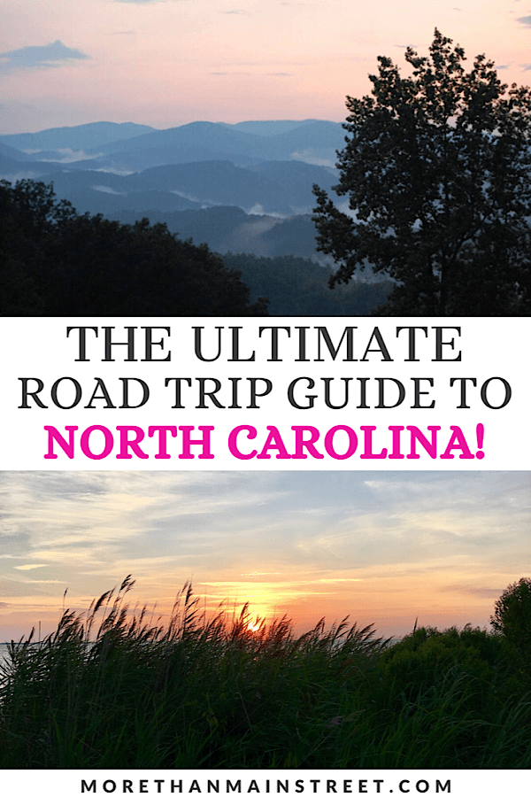 Planning to visit NC? Grab our ultimate road trip itinerary for families.