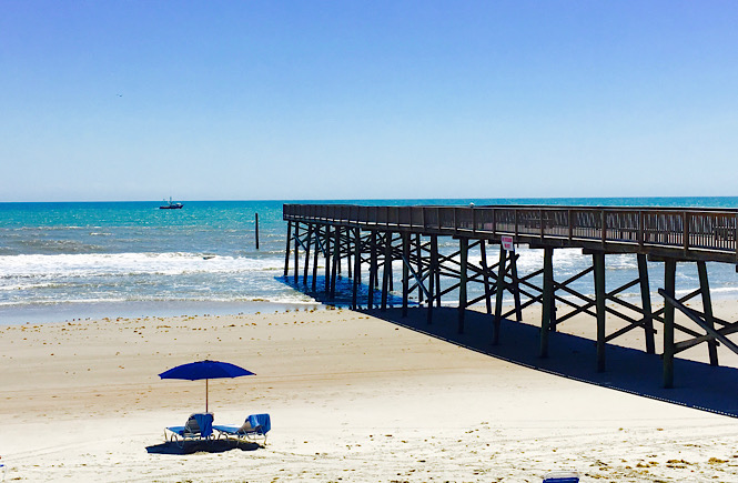 Atlantic Beach is a perfect day trip in North Carolina!