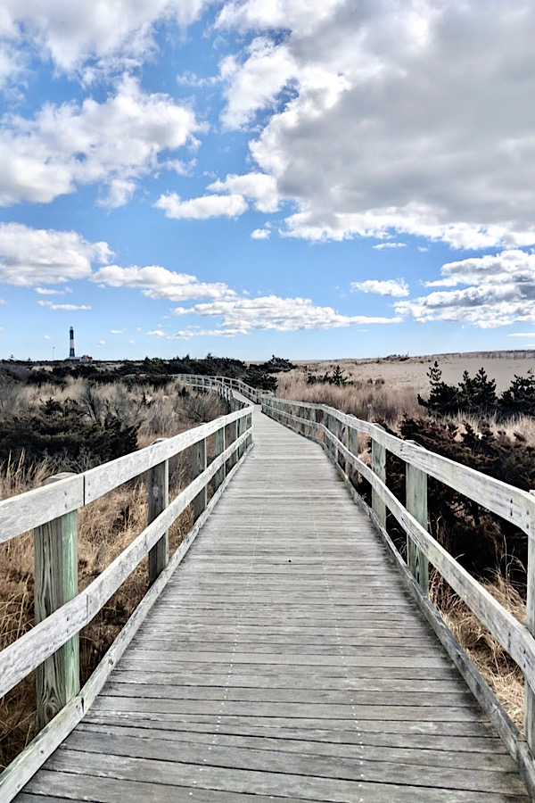 Fire Island New York beach is a must visit destination on the east coast of the USA.