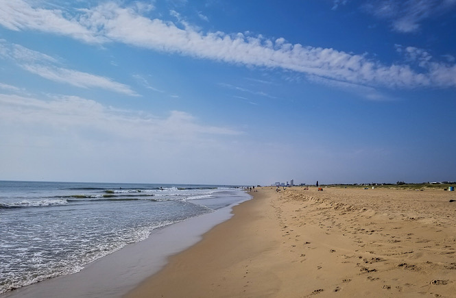 Virginia Beach is one of the best family beach destinations in the US on the east coast!
