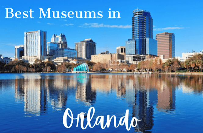 Top museums in Orlando Florida featured by top US travel blog, More than Main Street: Orlando skyline.