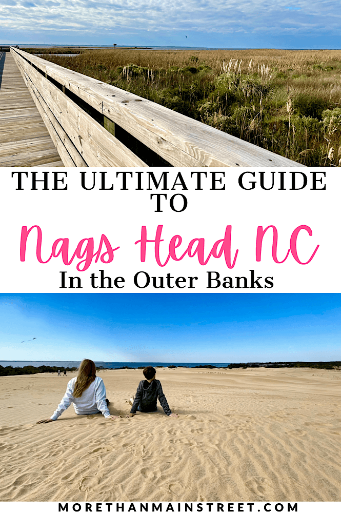 Visiting the Outer Banks featured by top US family travel blog, More than Main Street.