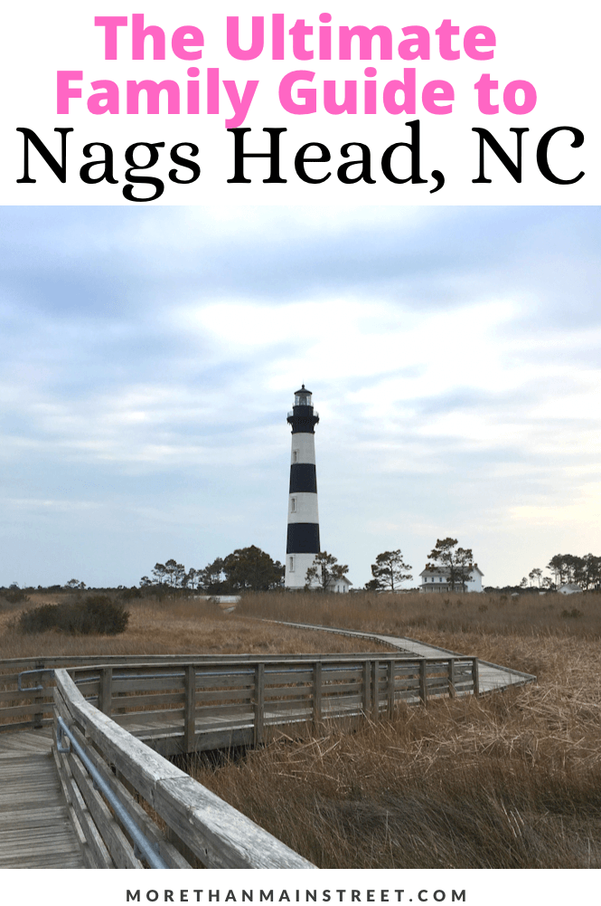 Bodie Island LIghthouse in Nags Head NC
