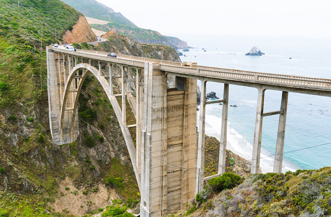 California's infamous Pacific Coast Highway is the best USA road trip!