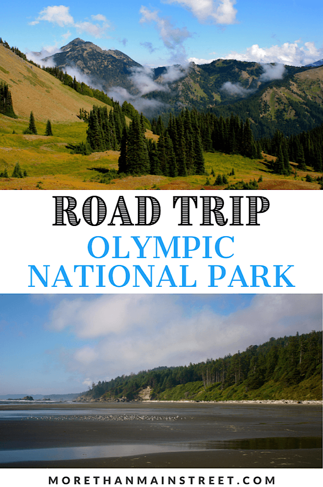 The ultimate Olympic National Park and Olympic peninsula road trip itinerary for an adventure of a lifetime.
