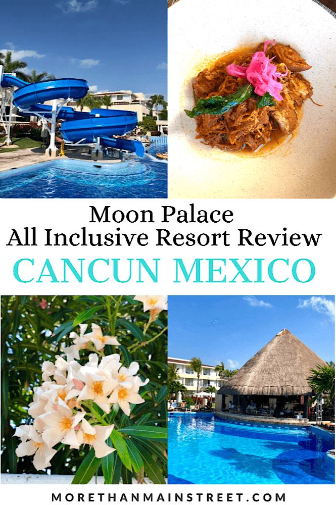 Complete and honest review of the Cancun Moon Palace All inclusive resort plus pictures!