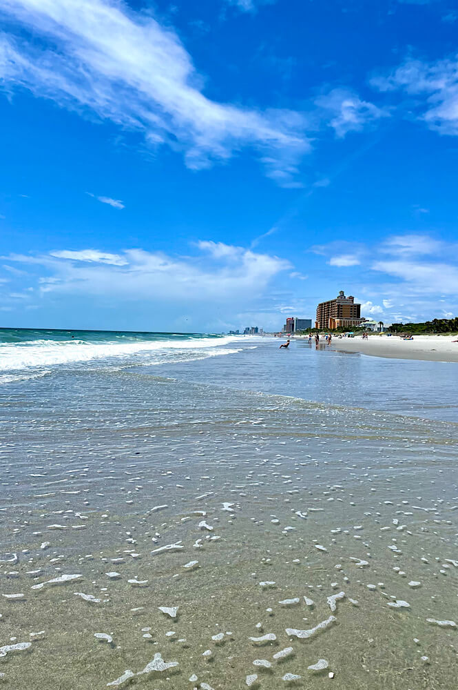 Myrtle Beach is one of the best beaches in South Carolina and the perfect addition to any southeast USA road trip!